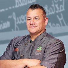 Chef Chris Kube