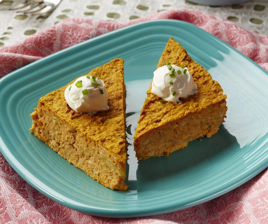 Pumpkin and Zucchini Pie (Kolokithopita)