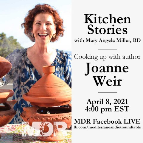 A 4th-generation professional cook, Joanne Weir spent five years cooking at Chez Panisse after receiving a Master Chef Diploma with Madeleine Kamman.