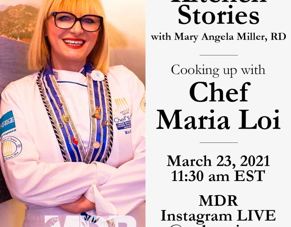Maria Loi is a kalaidoscope of talents revolving around food. Chef, Restaurater, Greek Cusine Ambassador, Author, Healthy Lifestyle expert and Philatropist. She is an architect of memories made around a boutiful table rich in taste, laughter and goot time.