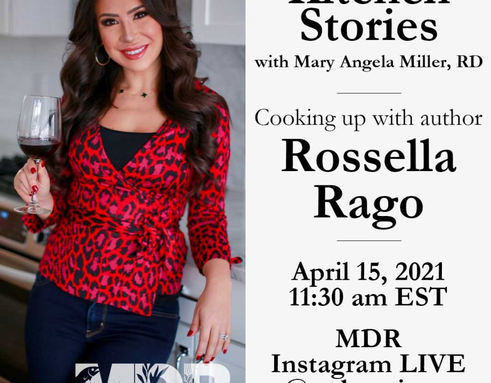 Rossella Rago is the bestselling author of the Cooking with Nonna Cookbook, a collection of over 100 recipes from 25 Italian grandmas along with theirlife memories. Rossella is the host of the all new online cooking show and food webisode series, Cooking with Nonna and the recent winner of the Food Network - 24 Hour Restaurant Battle - Battle Italiano.
