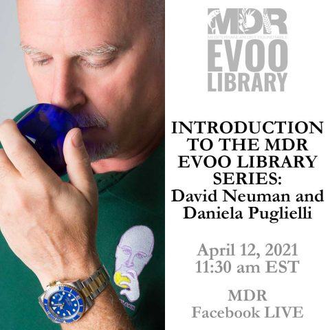Introduction to the MDR EVOO Library Series
