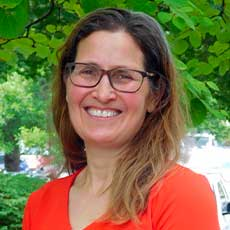 Stella Lucia Volpe, PhD, RDN, ACSM-CEP, FACSM, Professor and Head of the Department of Human Nutrition, Foods, and Exercise at Virginia Tech.